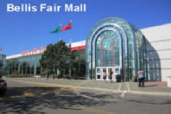 Bellis Fair Mall Is Bellingham Washington's Major Shopping Attraction