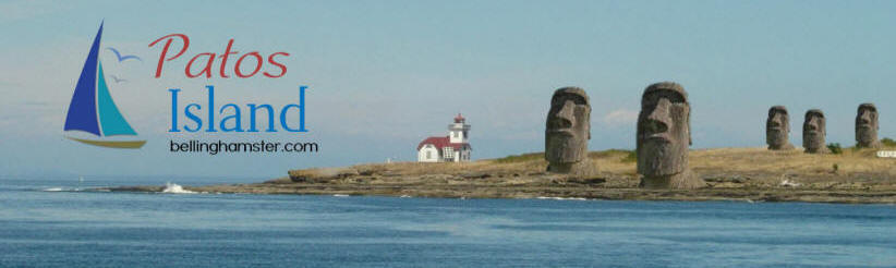 Patos Island With Its Unique Lighthouse Are A Favorite Destination For Puget Sound Boaters