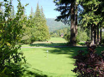 Sudden Valley Golf Course